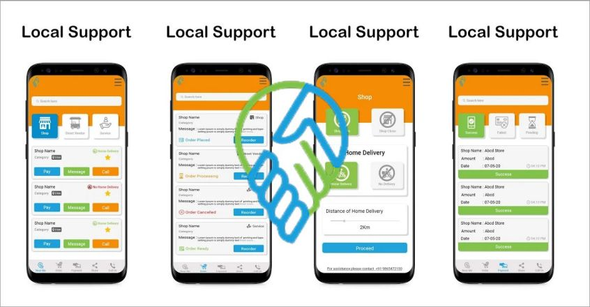 local-support-app