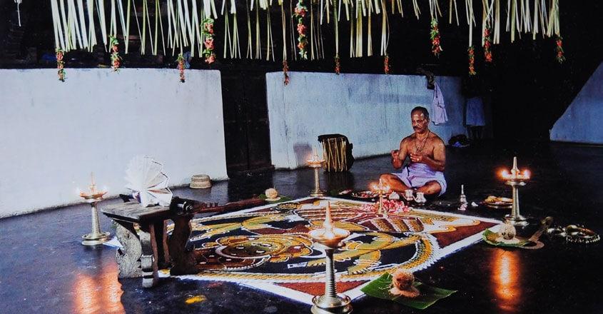 Vellinezhi Kalagramam