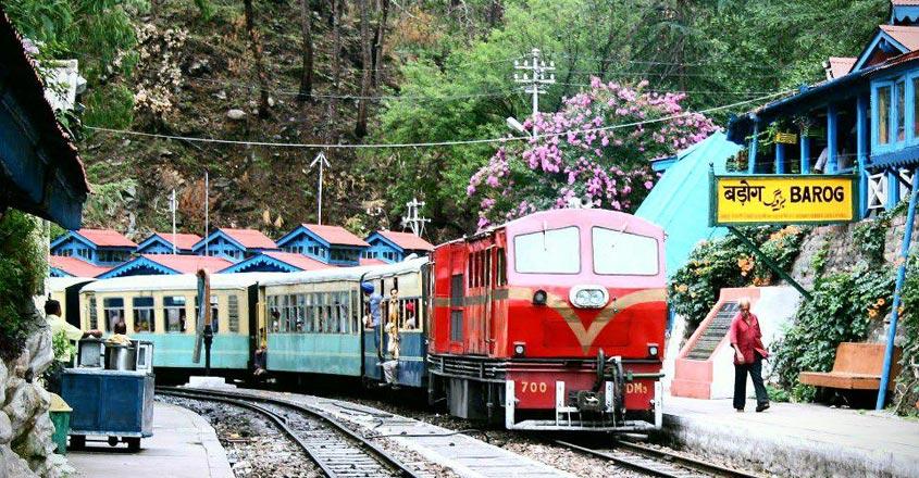 Barog-railway-station