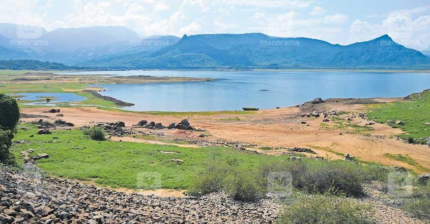 kollam-manimuthar-dam