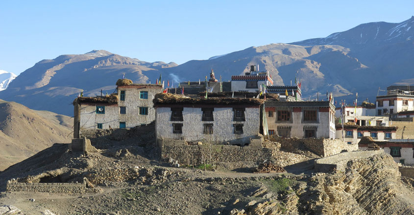 kibber houses