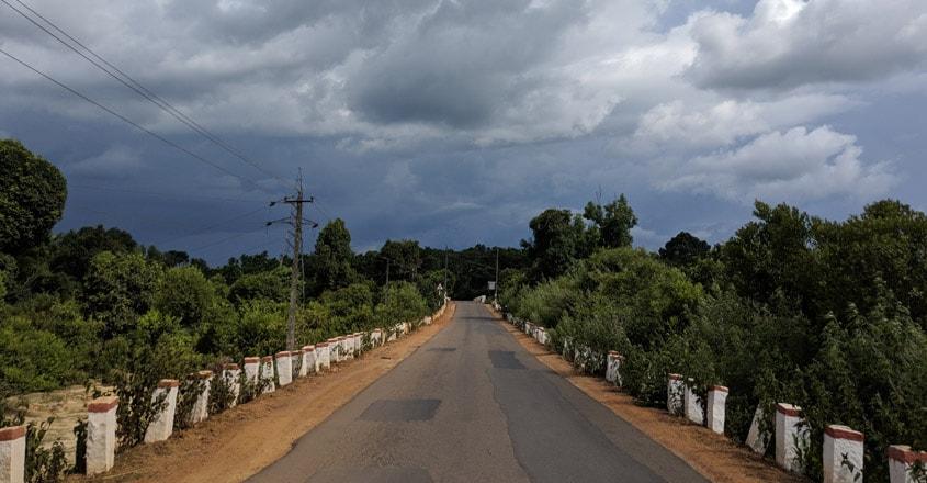 Way-to-Sringeri-from-Agumbe