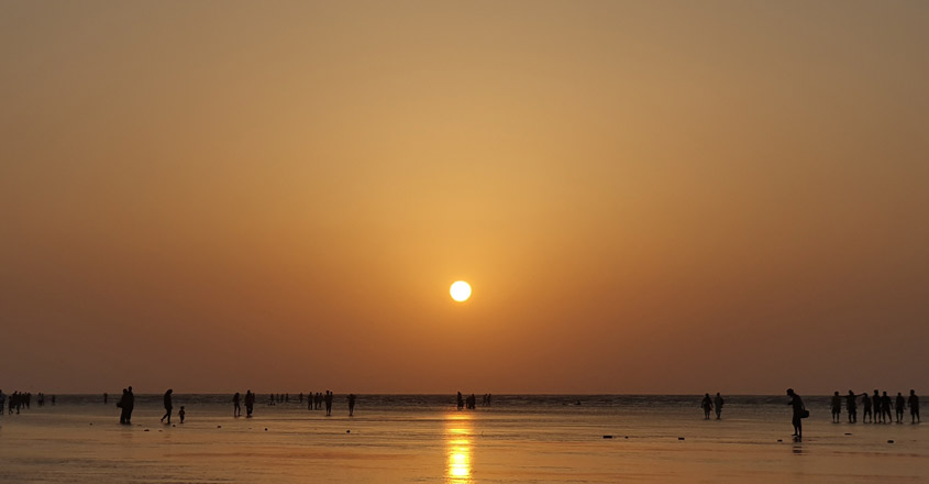 Jampore-beaches