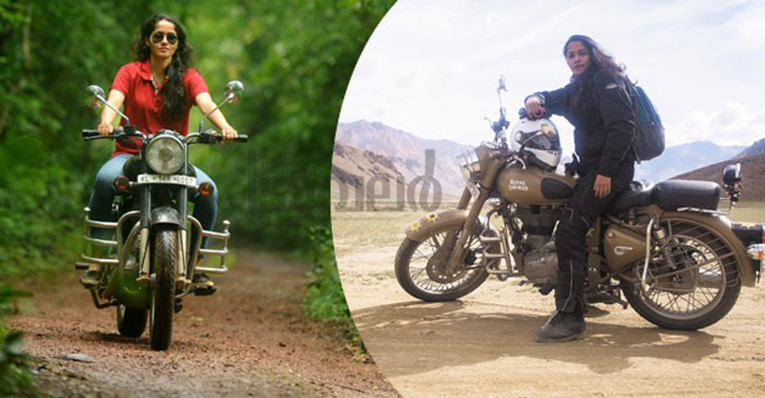 soumya-bullet-ride