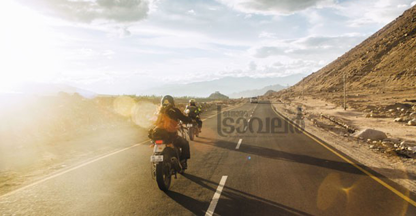 soumya-bullet-ride2