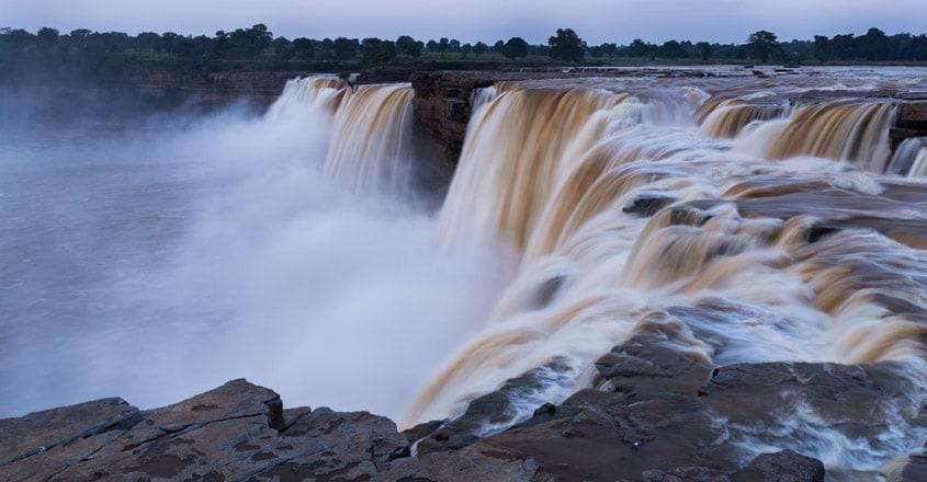 Chitrakote-Waterfalls