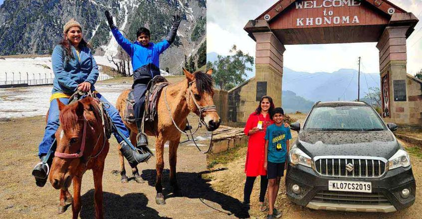 mother-and-son-india-trip