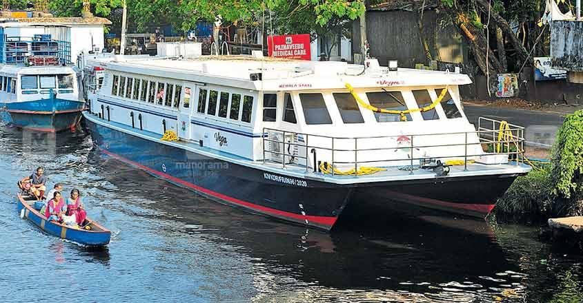kottayam-boat