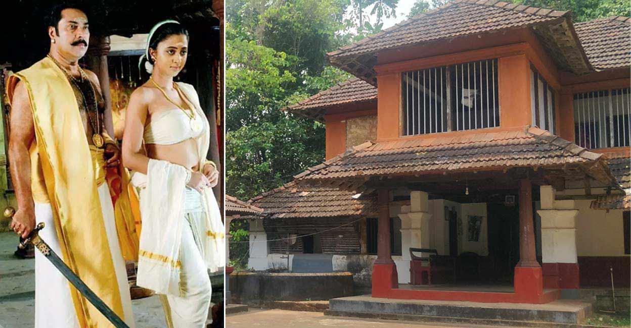 500 വർഷത്തെ പ്രൗഢി: മമ്മൂട്ടി ചിത്രത്തിന് ലൊക്കേഷനായ ഈറ്റിശ്ശേരി മന