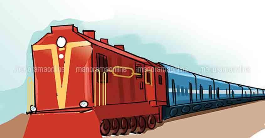 kollam-train