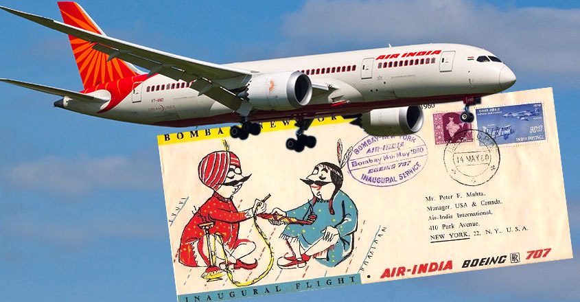 Air-india-60-year-celebration
