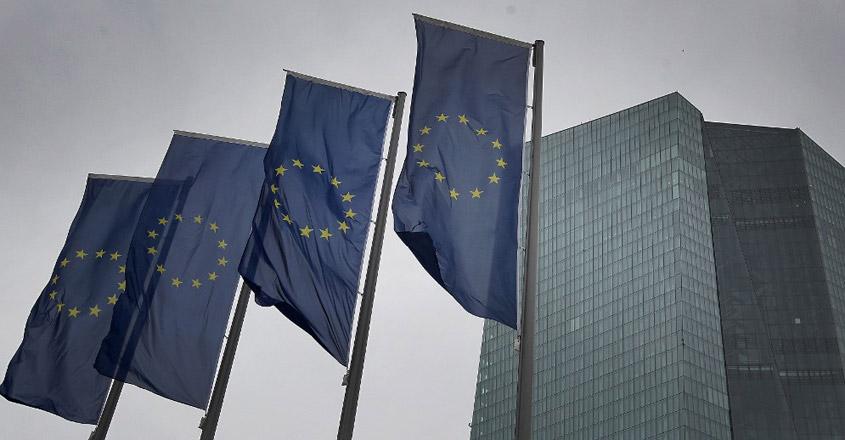 GERMANY-EU-HEALTH-VIRUS-ECB-RATE-EUROZONE