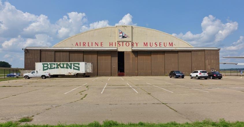 Airline-History-Museum,-Kansas-City,-Missour1