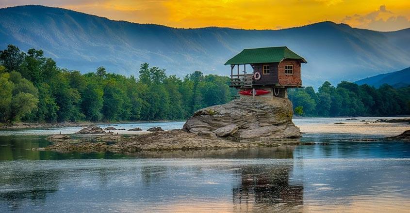 river-drina-house