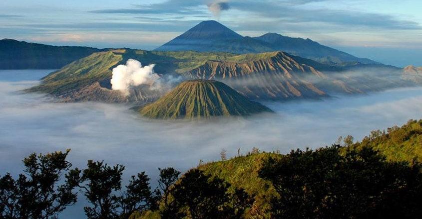 Aogashima-Volcan-Mountain