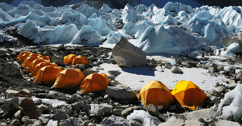 Mount-Everest-Base-Camp-In-Nepal