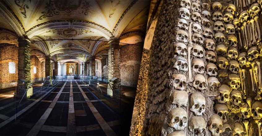 Portugal's-Chapel-of-Bones