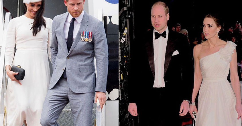 UK princes William and prince Harry get set to go separate ways