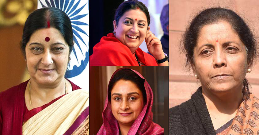 Women-Ministers