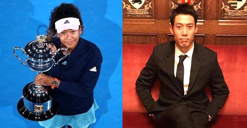 World number one Naomi Osaka will learn to deal with fame says Kei Nishikori
