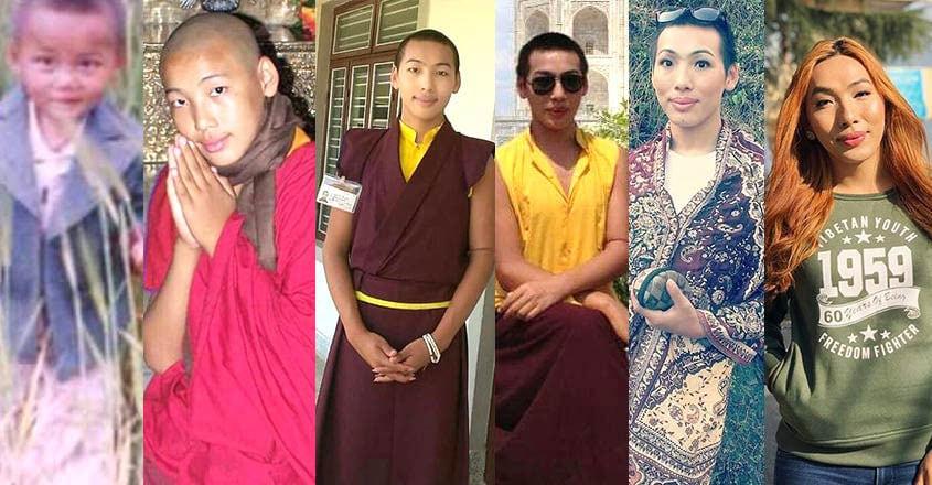 Tenzin Mariko, Monk-Turned-Transgender Model From Tibet