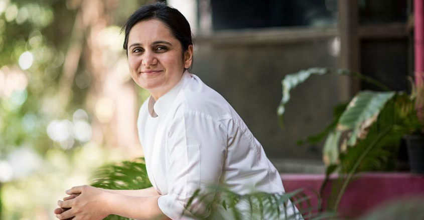 Garima Arora, The First Indian Woman To Receive A Michelin Star.Photo Credit : Facebook