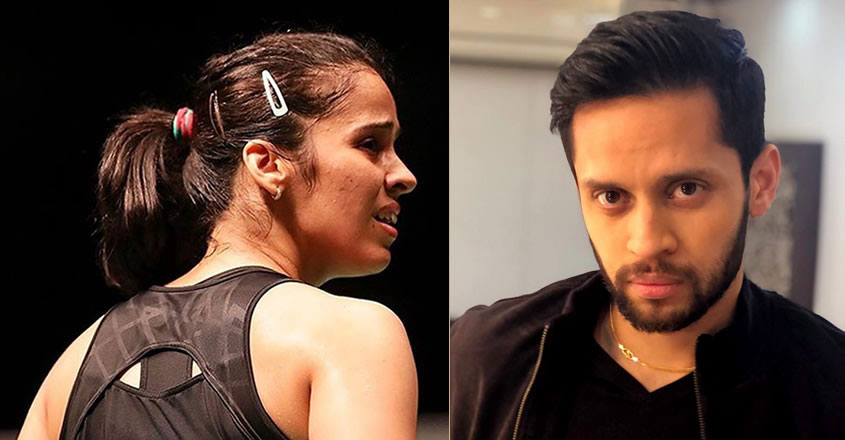 Kashyap admonishes wife Saina