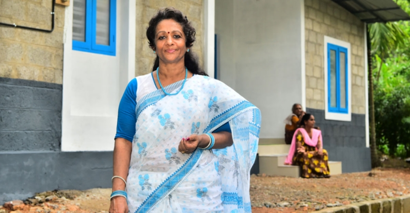 MS Sunil who helps to Built 200 Houses for Homeless People